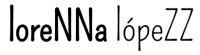 loreNNa lópeZZ Logo